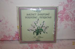 "Sachet parfumé "" VERVEINE "" Parfum d'ambiance"